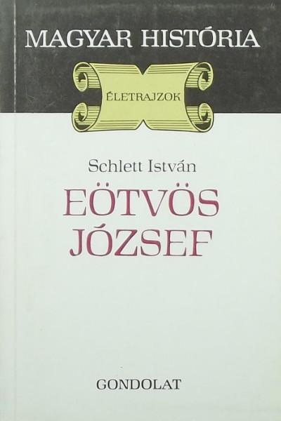 Schlett István - Eötvös József