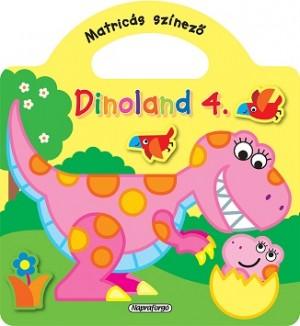 - Dinoland - 4. S�rga