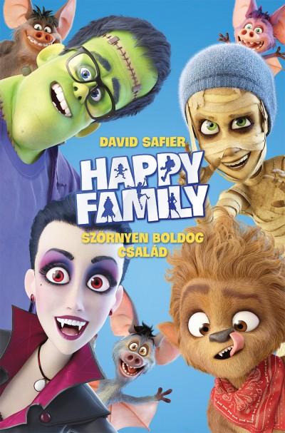 David Safier - Happy Family - Szörnyen boldog család