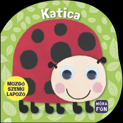 - Katica - Mozgó szemű lapozó