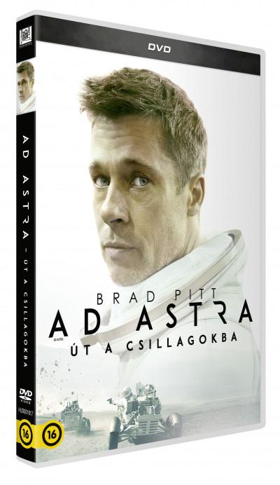 James Gray - Ad Astra - Út a csillagokba - DVD