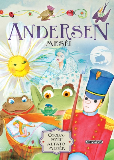 - Csodaszép altatómesék - Andersen meséi