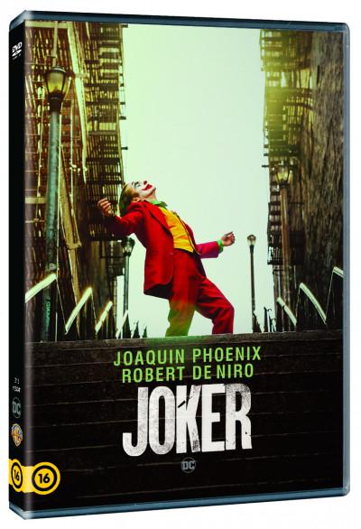 Todd Phillips - Joker - DVD