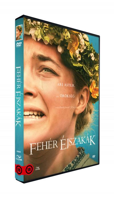 Ari Aster - Fehér éjszakák - DVD