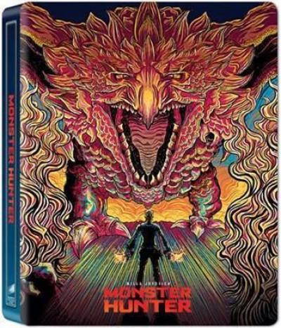 Paul W.S. Anderson - Monster Hunter - Szörnybirodalom - limitált, fémdobozos Ultra HD + Blu-ray