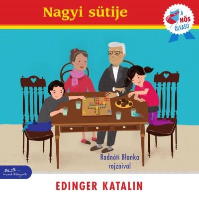 Edinger Katalin - Nagyi sütije