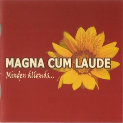 Magna Cum Laude - Minden állomás - CD