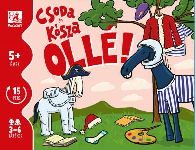 - Csoda és Kósza - Ollé! - kártyajáték