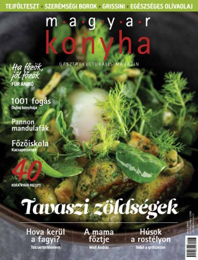 - Magyar Konyha - 2019. június (43. évfolyam 6. szám)