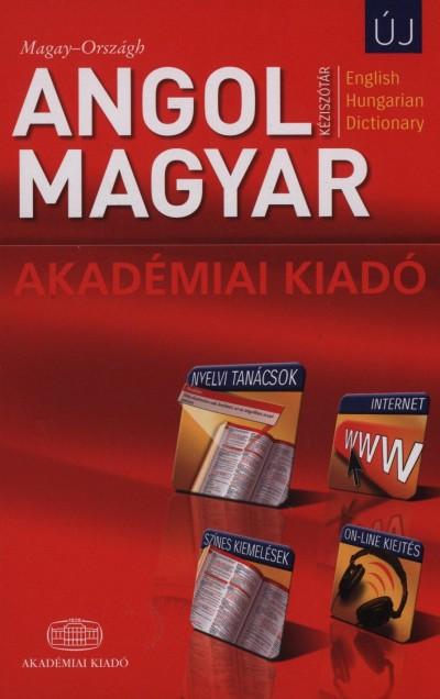 Magay Tamás - Országh László - Angol - magyar kéziszótár 2010.