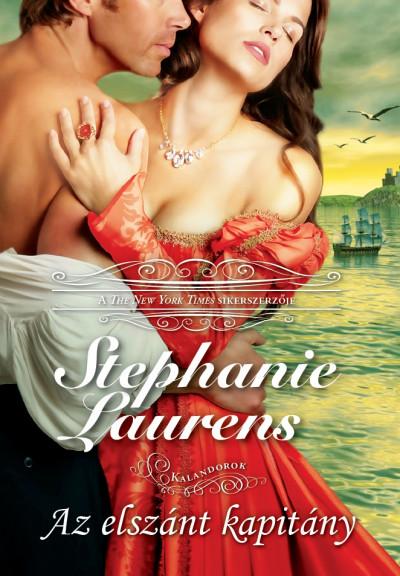 Stephanie Laurens - Az elszánt kapitány