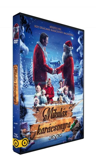 Terje Rangnes - Mikulás karácsonyra - DVD