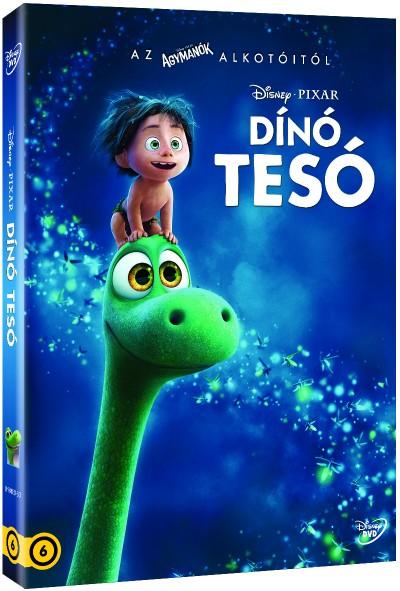 Peter Sohn - Dínó tesó + slipcase - DVD