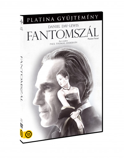 Paul Thomas Anderson - Fantomszál - DVD