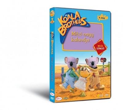 - Koala Brothers 6. - Mitzi nagy kalandja - DVD