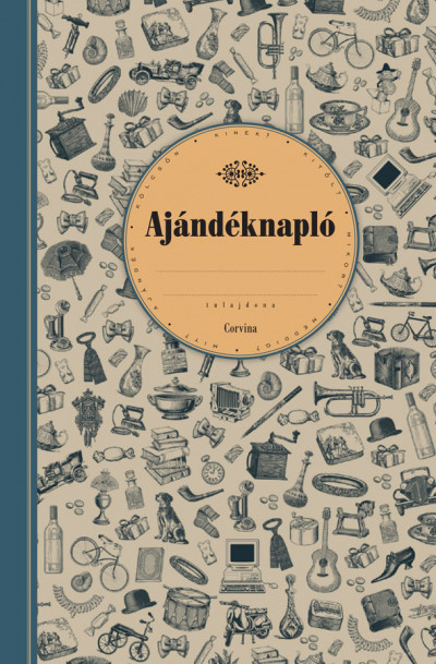 Hevesi Judit  (Szerk.) - Ajándéknapló