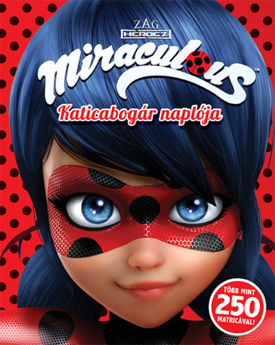 - Miraculous - Katicabogár naplója