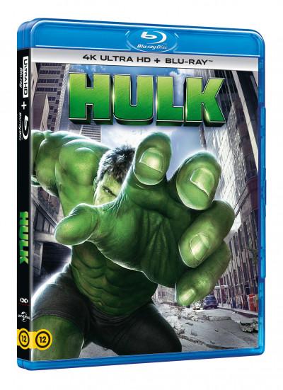 Ang Lee - Hulk - 4K UltraHD+Blu-ray