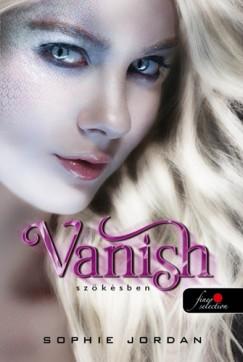 Sophie Jordan - Vanish - Szökésben - Puhatábla