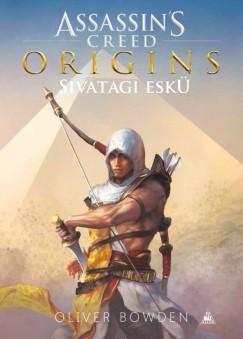 Assassin's Creed Origins: Sivatagi eskü