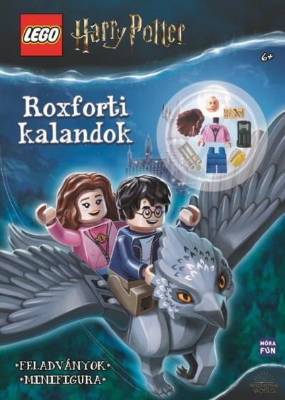 - LEGO Harry Potter - Roxforti kalandok