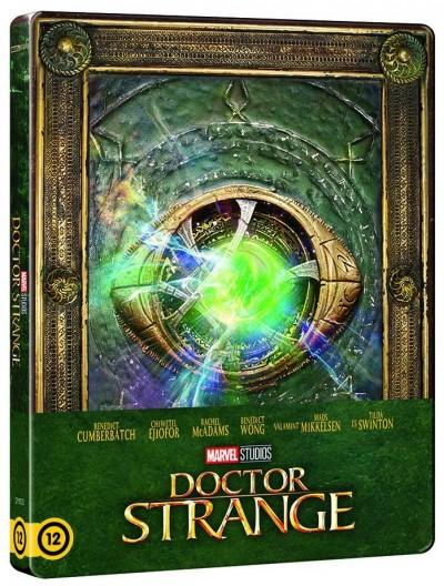Scott Derrickson - Doctor Strange - Steelbook - Blu-ray