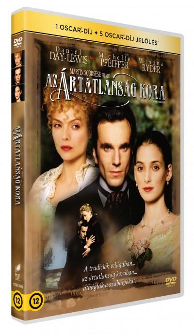 Martin Scorsese - Az ártatlanság kora - DVD