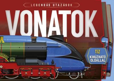 - Legendás utazások - Vonatok