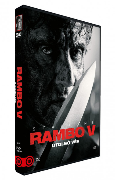 Adrian Grunberg - Rambo V. - Utolsó vér - DVD