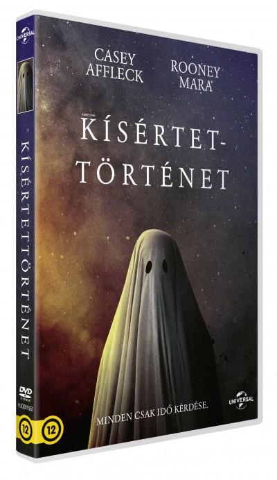 David Lowery - Kísértettörténet - DVD