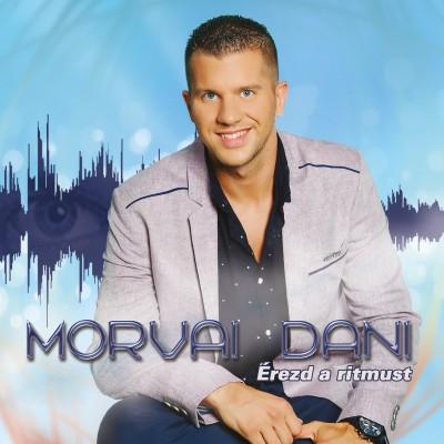 Morvai Dani - Érezd a ritmust - CD
