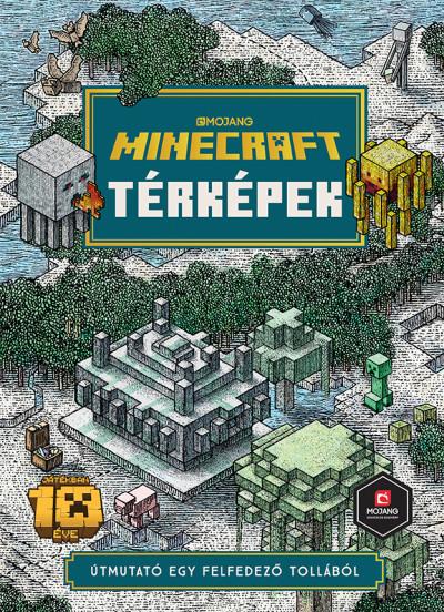 Stephanie Milton - Minecraft - Térképek