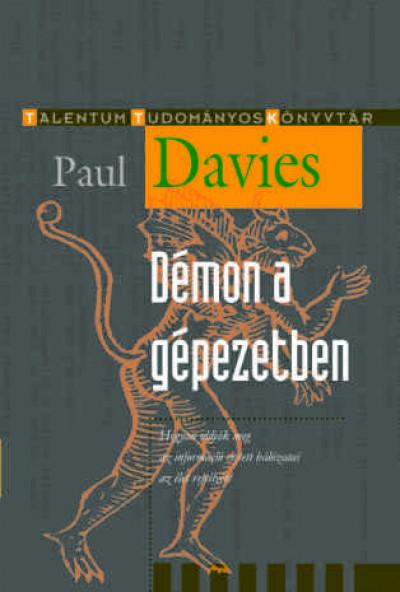 Paul Davies - Démon a gépezetben