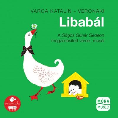Varga Katalin - Veronaki Zenekar - Libabál - CD