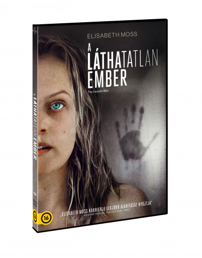 Leigh Whannell - A láthatatlan ember - DVD