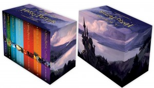 J. K. Rowling - Harry Potter Paperback Boxed Set