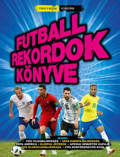 Keir Radnedge  (Szerk.) - Futballrekordok könyve
