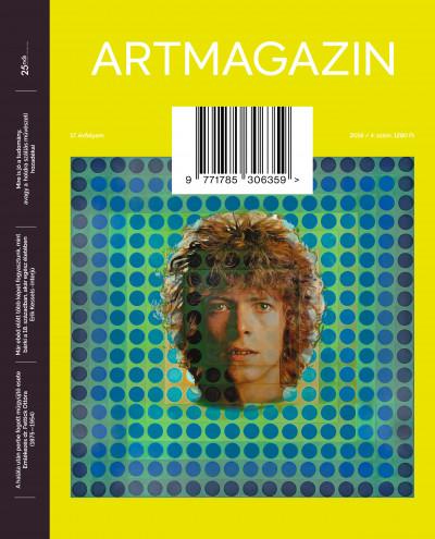 - Artmagazin 115. - 2019/4.