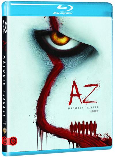 Andy Muschietti - Az - Második fejezet - Blu-ray
