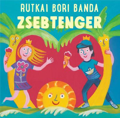 Rutkai Bori Banda - Zsebtenger - CD