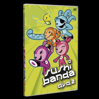 - Sushi banda DVD 2