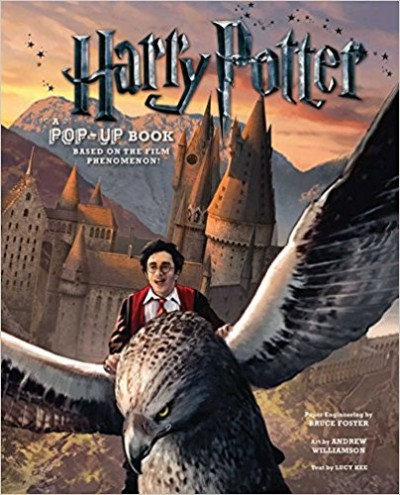 Lucy Kee - Harry Potter: A Pop-Up Book