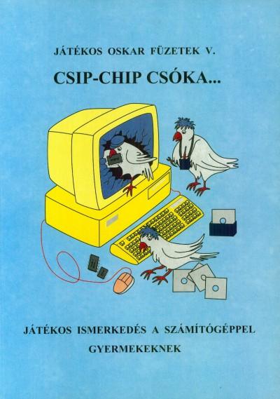 Tóth Gáborné - Tóth Gábor - Csip-chip csóka...