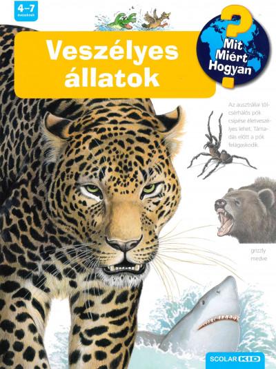 Angela Weinhold - Veszélyes állatok