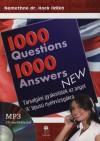 N�methn� Dr. Hock Ildik� - 1000 Questions 1000 Answers New - MP3 CD mell�klettel