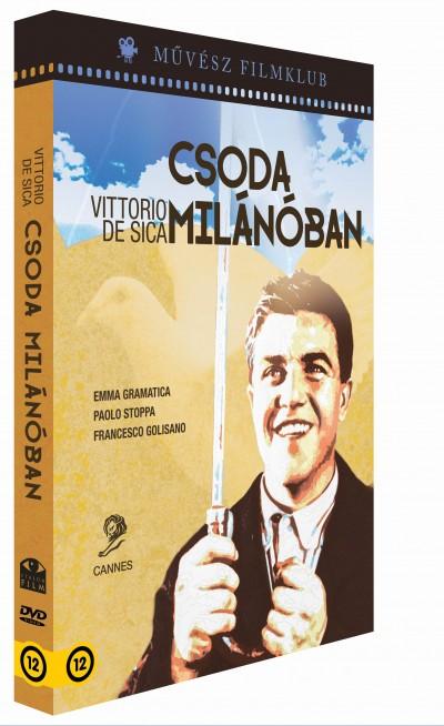 Vittorio De Sica - Csoda Milánóban - DVD