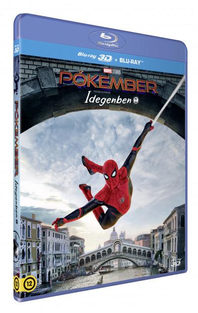 Jon Watts - Pókember: Idegenben - Blu-ray 3D + Blu-ray