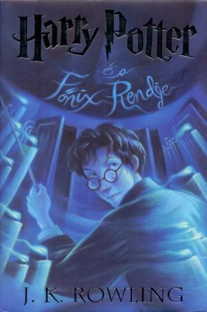 J. K. Rowling - Harry Potter �s a F�nix Rendje