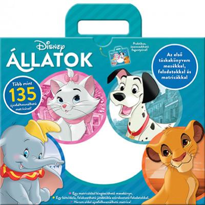 - Disney: Állatok - Táskakönyv