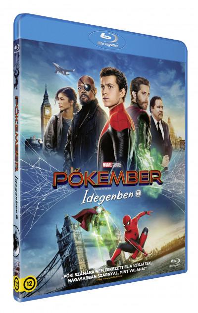Jon Watts - Pókember: Idegenben - Blu-ray